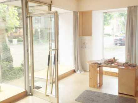 #Traitteur Immobilien - attraktiver Eckladen in Zentrumsnähe