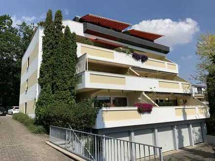Genießen Sie den Herbsteinzug! 4-Zimmer mit Garage und großer Terrasse in Bad Nauheim