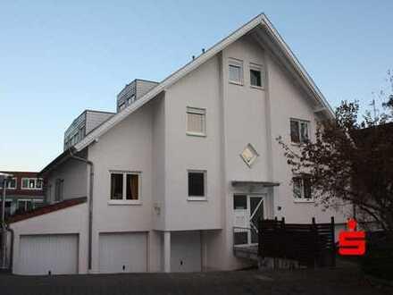 Vermietete Dachgeschoss-Maisonette-Wohnung in Mainz-Laubenheim