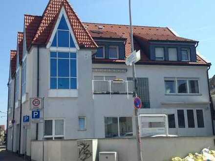 TOP !!! Loft im Maisonettestil, als Praxis, Studio, Büro etc. und Wohnen, zentrale Lage Pfungstadt!