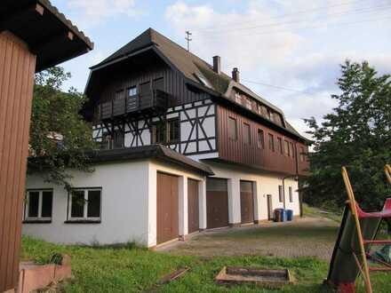 Komfortable Dachgeschosswohnung