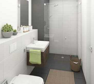 Neu & zentral in Achern: 3-Zimmer-Garten-Wohnung im neuen Quartier Glashütte
