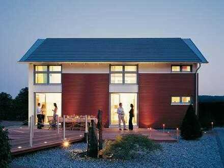 Haus sucht glückliche Familie