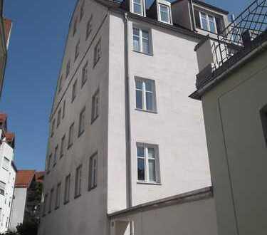 Mitten in der Altstadt - 2-Zimmerwohnung in einem Altstadthaus