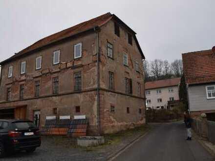 Haus mit Geschichte zu verkaufen!