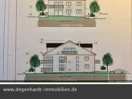 Neubau Erstbezug! Komfortable, energieeffiziente 4 Zimmer Studiowohnungen in Reinheim!