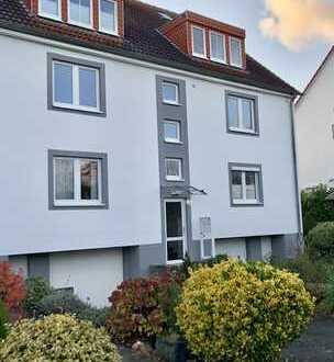 Maisonettewohnung mit Sonnenbalkon und Einbauküche - 103qm + ca.25qm in beliebter Wohnlage!