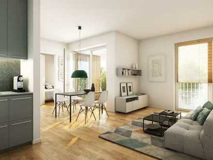 Moderner Wohnkomfort - Offene Wohnküche - Süd-Loggia *** In einzigartiger Lage direkt am Wasser ***