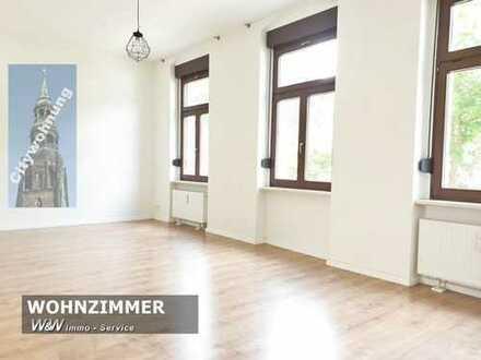 Traumhaft schöne 3 Raum Wohnung, frisch renoviert