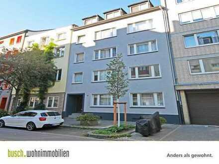 *Erstklassige Kapitalanlage* Saniertes Apartment in ruhiger Seitenstraße von Unterbilk!