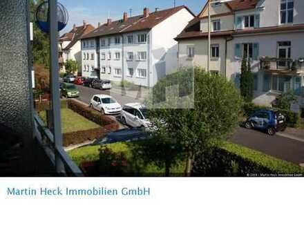 :: Helle 2 Zimmer Wohnung mit Südbalkon im schönen Weiherfeld zu vermieten ::
