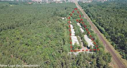 4,1 ha Grundstück - ehemaliger Lager- und Umschlagplatz