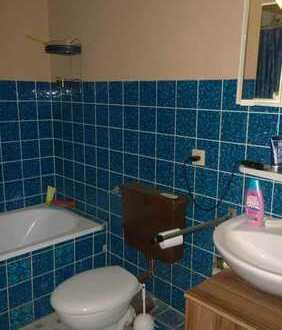 85qm Wohnung, 3 Zi, Kü, Bad, WC, Balkon Abst., Keller in 2er WG