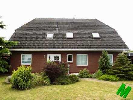 + Maklerhaus Stegemann + hochwertiges Einfamilienhaus mit ELW bei Neubrandenburg