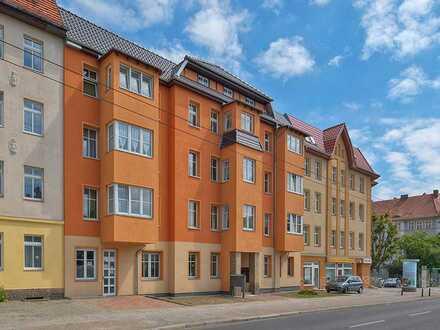 4 Zimmer mit Balkon und Kamin