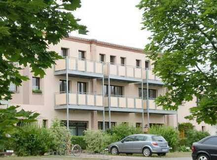 Schöne 1-Raum-Wohnungen in ruhiger Lage - mit Balkon