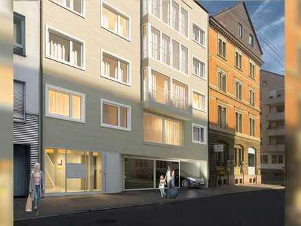 Attraktive 5-Zi. Wohnung mit Balkon im 3.OG