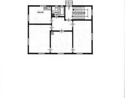 sonnige, geniale Wohnung für max. 2 Personen