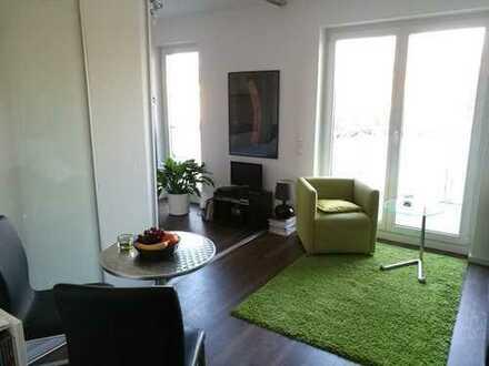 möbl. 1 Zimmer Appartement Wohnung , PAF Georg-Hipp-Str.; TG