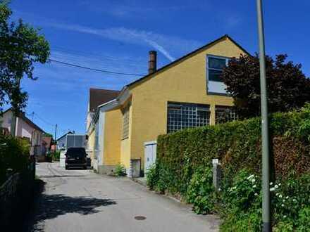 Kreative Fläche für Produktion/Lager/Büro in coolem Ambiente ca. 160 m²