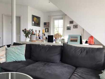 Gepflegte 4-Zimmer-Wohnung mit Balkon und Einbauküche in Hirschaid