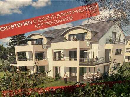 *Erstbezug* Schöne 4-Zimmer-Erdgeschosswohnung in Buxheim