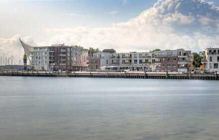 Maritimes Wohnen im Hafenquartier Eckernförde