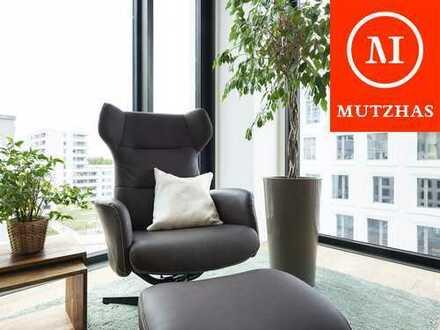 MUTHZAS - Urban Living at it's best! - Luxuriöse 3-Zimmer-Wohnung im FRIENDS Tower