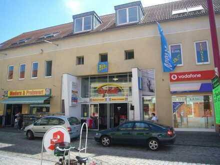 Laden ca. 41 m² mit Kundenfrequenz in der Stadtmitte von Genthin