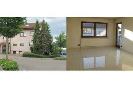 Helle 3 1/2-Zimmer-ETW in kleiner Wohneinheit mit einmaliger Garagendachterrasse
