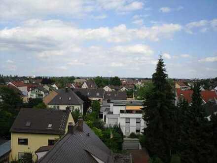 Schöne geräumige 2,5 Zimmer Wohnung in Augsburg Lechhausen mit traumhafter Aussicht