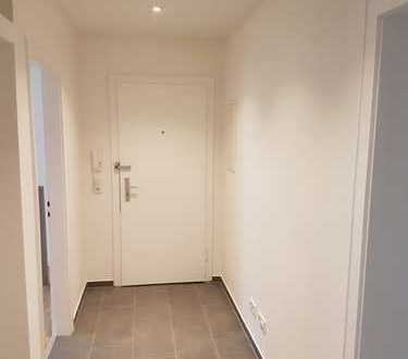 Erstbezug nach Sanierung mit EBK und Balkon: exklusive 2-Zimmer-Wohnung in Stuttgart