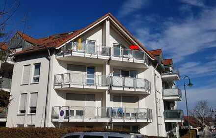 Modernisierte 2-Zimmer-Maisonette-Wohnung mit Balkon und EBK in Winnenden