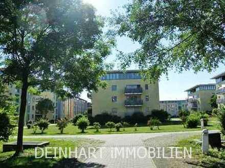 DI - schöne 4-Zimmer-Wohnung mit Panoramablick und Südbalkon