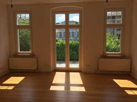 Schöne, helle drei Zimmer Wohnung im Seebad Heringsdorf / Insel Usedom