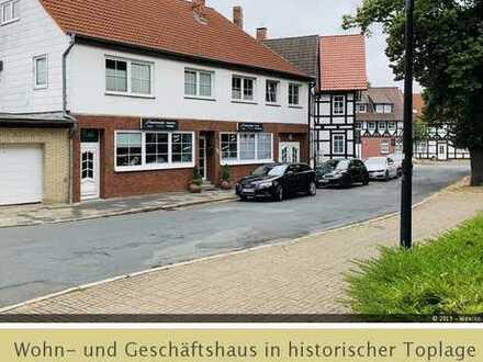 Wohn- und Geschäftshaus in der historischen Altstadt