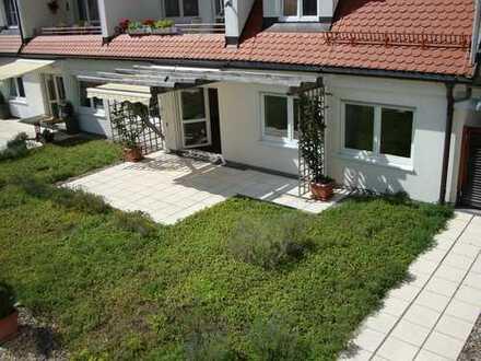 Schöne 4 Zi- Dachgarten-Wohnung in Buchloe, Kreis Ostallgäu von Privat