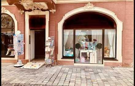 Nachmieter für Ladengeschäft Einzelhandel