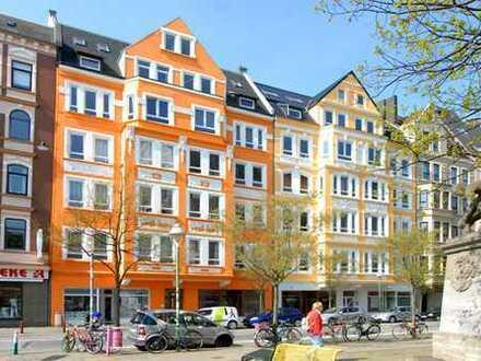 3-Zimmer/Renovert/Fahrstuhl/Balkon/TopLage