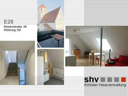 Exklusive, neuwertige 3,5-Zimmer-DG-Wohnung mit gehobener Innenausstattung in ulm