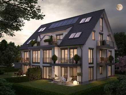RS-Wohnbau - Fasanerie - Sonnige Dachgeschoßwohnung mit Studio und 2 Balkonen