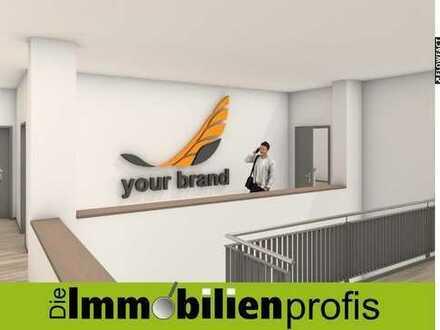 Saniertes Büro- oder Praxisgebäude mit Stellplätzen in Hof-Neuhof