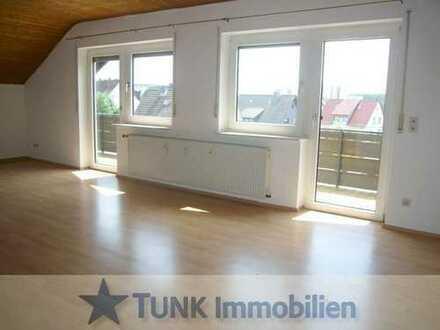 Großzügige 3 Zi.-Wohnung mit 2 Balkonen in Erlensee!