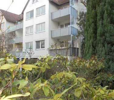 Geräumige und helle 3-Zimmerwohnung im Hochparterre mit Südostbalkon und Garage in Peterswerder