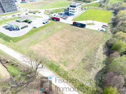 RESERVIERT - Gewerbegrundstück mit 4.000 m² in Eislingen/Fils direkt an der B10 (Stuttgart-Ulm)