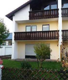 sonnige Doppelhaushälfte mit vier Zimmern in Ottobeuren, Unterallgäu (Kreis)