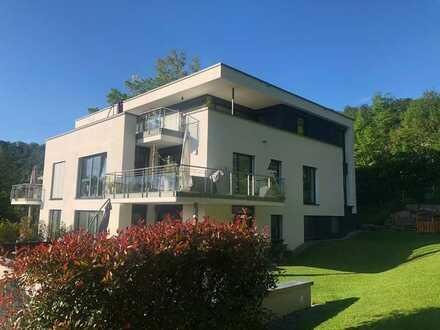 Luxuriöse 3-Zimmer Whg. in stadtnaher Waldrandlage