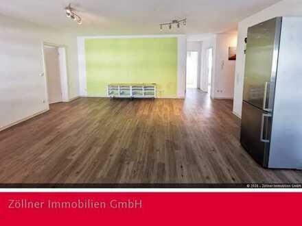 Neuwertige 4,5-Zimmer Wohnung in bestlage von Hüttlingen