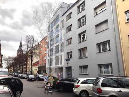 Exzellente urbane Sonnenlage - Abrissgrundstück mit Baugenehmigung für 17 Wohnungen!