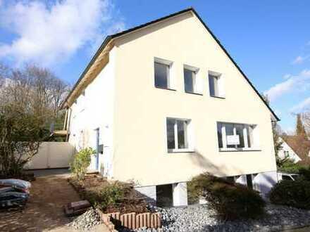 """Vermietung: Neuwertige 5-Zimmer-Wohnung als """"Haus im Haus"""" mit Garten in 1A Bielefelder Lage"""